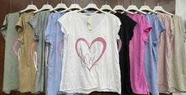 Italian women's t-shirt BP02.07(27)