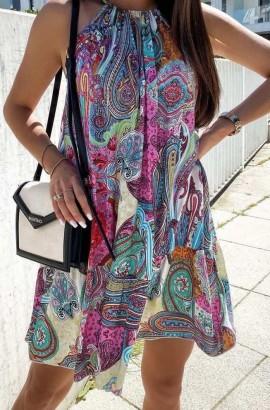 Italian women's dress MP08.07(25)