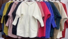 Women's coat alpaca BP21.07(16)
