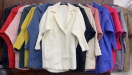 Women's coat alpaca BP21.07(17)