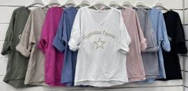 Italian women's blouse BP22.07(41)