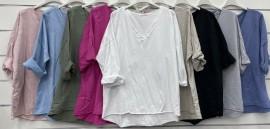 Italian women's sweatshirts BP22.07(43)