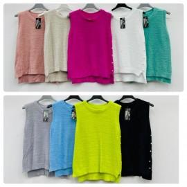Italian women's blouse EK23.07(29)