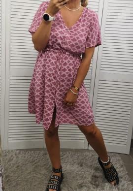 Sukienka damska włoska BP23.07(18)
