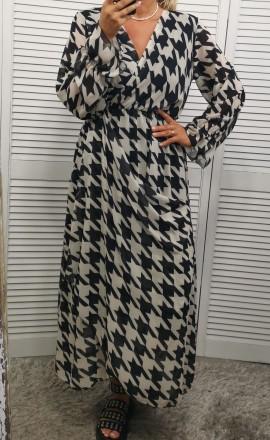 Sukienka damska włoska BP23.07(24)