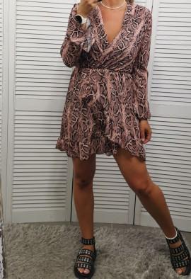 Sukienka damska włoska BP23.07(25)
