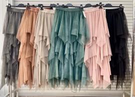 Italian women's skirt EK26.07(10)