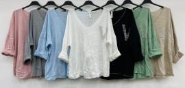 Italian women's blouse EK26.07(26)