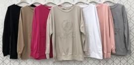Italian women's sweatshirt MP30.07(40)