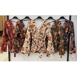 Italian women's blouse EK27.08(29)