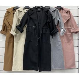 Italain women's coat BP27.08(26)