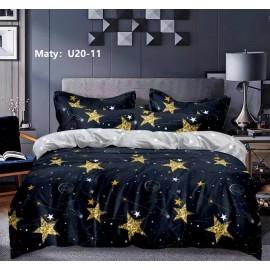 Bedding set 4 parts 160x200 cm EK28.08(48)