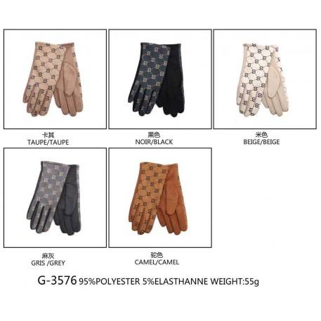 Rękawiczki damskie BP28.08(47)