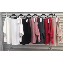 Italian women's blouse EK08.09(4)