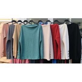Italian women's blouse EK09.09(18)