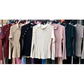 Italian women's blouse EK13.09(1)