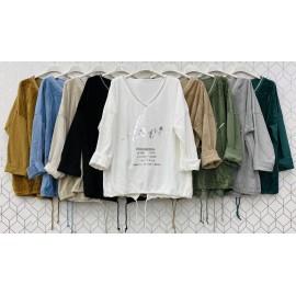 Bluza damska włoska BP15.09(27)