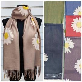 Italian women's scarf EK17.09(102)