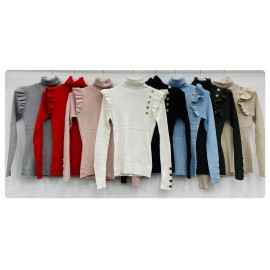 Italian women's blouse EK21.09(74)