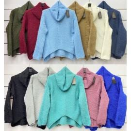 Italian women's sweater BP22.09(35)
