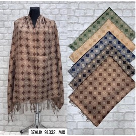 Women's scarf BP23.09(23)