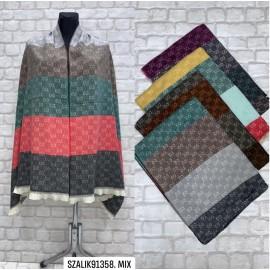 Women's scarf BP24.09(01)