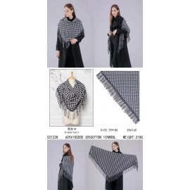 Women's scarf BP24.09(03)