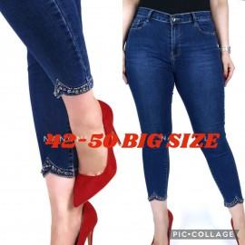 Spodnie damskie jeansy BP13.10(19)